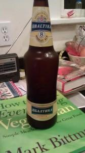Baltika beer